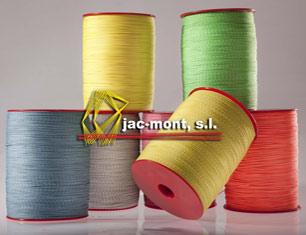 jacquard braided yarn